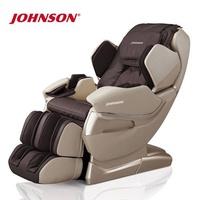 喬山JOHNSON ︱A382 好時光按摩椅|L型超長軌道/臀感按摩
