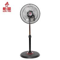 (免運) 勳風12吋 涼風扇  HF-B1812 超循環360度擺頭 電風扇 立扇 循環扇 【24H出貨】