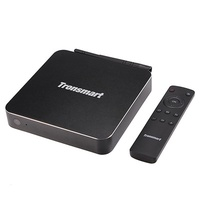 Tronsmart Draco AW80 Meta Android 4.4 TV Box Allwinner A80 Octa-Core ARM Cortex A15/A7 2G / 16G XBMC DLNA Miracast Airplay HDMI 5.0G / 2.4G Dual Band WiFi Supports Bluetooth 4.0 USB Smart Media Player