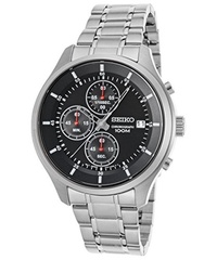 (Seiko Watches) SEIKO- Quartz Chronograph Gents Watch-SKS539