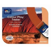 Dulux Colour Play Tester Colours Of The World - Amazing Australia