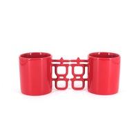 CiCHi 喜器 雙囍杯 (無盒) 370200007212 再生工場Y 05