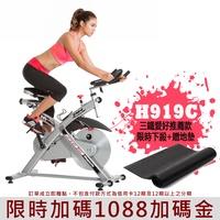 【BH】H919 SB3 飛輪健身車