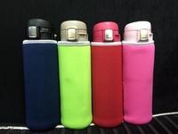 隔熱玻璃保溫杯套/保溫瓶保護套/保溫杯保護袋/杯套/杯袋  彈性十足 防摔保暖