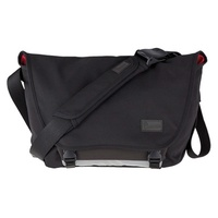 Crumpler Mens The Considerable Embarassment Messenger Bag 15 L Black