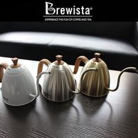 Brewista 新款電磁爐專用細長嘴不銹鋼水壺0.7L/細口壺/手沖壺/咖啡