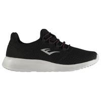 [Everlast] Mens Goro Knit Lace Up Running Shoes Low Top Trainers Sneakers