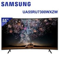 SAMSUNG三星 55吋 4K 黃金曲面連網液晶電視(UA55RU7300WXZW) * 送基本安裝+奇美空氣清淨機+HDMI線