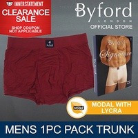 BYFORD 1PC MENS TRUNK #379910- SIGNATURE