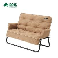 日本LOGOS G/B 雙人折疊椅專用椅套 摺疊椅 露營椅 露營桌椅 登山 No.73174038