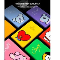 BT21 POWER BANK AUTHENTIC LINE FRIENDS 5000 / 10000 MAH BTS PREORDER