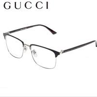 Gucci近視眼鏡 古馳眼鏡框 男生眼鏡