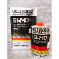 【玖肆靓】摩德 VOLTRONIC 5W40 SN級 德國原裝 台灣公司貨 全合成機油 4公升 1公升