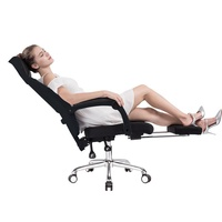 (Free Installation) UMD Ergonomic High-Back Reclinable Mesh Office Chair with Ergonomic Designs (Refer to color option pics for design&color choices)