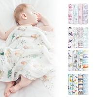 美國 aden + anais 輕柔新生兒包巾4入(迪士尼聯名款)|禮盒|彌月(5款可選)【麗兒采家】