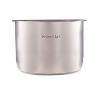 [INSTANT POT] 3 3 Qt Pot, 3 Quart, Stainless Steel