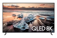 Samsung QN55Q900RBFXZA Flat 55-Inch QLED 8K Q900 Series Ultra HD Smart TV with HDR and Alexa Compatibility (2019 Model)