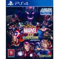 (現貨全新) PS4 漫威 vs 卡普空 無限 中英日文歐版 Marvel vs. Capcom【一起玩】