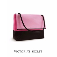AUTHENTIC VICTORIA'S SECRET 3-TONED BAG (PINK) - intl