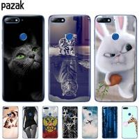 authentic silicone phone case for huawei Nova 2 lite 2s soft tpu back cover for nova 2 plus Coque et