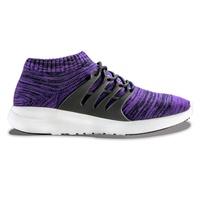 V-TEX 時尚針織耐水鞋/防水鞋 地表最強耐水透濕鞋-華麗紫(女)