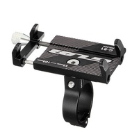 Adjustable Mobile Phone Stand Holder Aluminum For E-Scooter Bicycle Motorcycle
