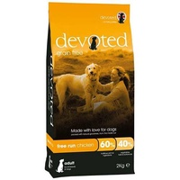 Devoted - Free Run Chicken Dog Dry Food