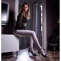 ☆就要襪☆全新西班牙品牌 Cecilia de Rafael UPPSALA 奢華絲光閃色高亮褲襪