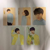 🚚 [WTS] OFFICIAL BTS LY Photocards - Suga