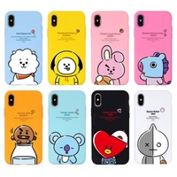 [BTS] Cell Phone Cover BT21 Full Protective Phone Case for iPhone