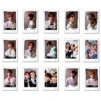 Youyouchard Kpop BTS photocard Lomo Card Bangtan Boys J-Hope SUGA Jimin HD Polaroid Photo