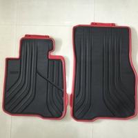 【MKB Tuning】BMW F30 F31 德國製 原廠 橡膠腳踏墊 前+後 現貨供應