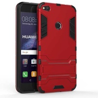 HUIH Huawei Nova Lite Armor Case Hybrid Design with Stand Feature 2 in 1 Combo Dual Layer Detachable Protective Shell Phone Hard Back Case Cover for Huawei Nova Lite case phone cases