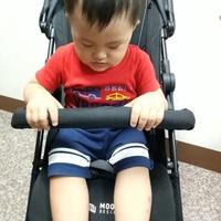 (出清)Moov 幼兒 嬰兒 推車 可用扶手 單人版/可調節兒童推車扶手