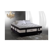 Hilker IMPERIAL Queen Size Latex Pocketed Spring Mattress (also available in King, Super Single and Single size)