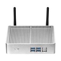 XCY X32 Desktop Mini PC Intel Core I5-7200U 4GB+120GB 2.5GHz Intel HD Graphics 4200 300M WiFi for Windows 7/8/10 Linux