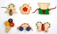 和PlayMe Toys《帶子連續》縫製智育玩具智育教材學習教材帶子判斷 elegante-popo