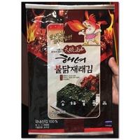 韓國 海女海苔 海苔香酥 大張海苔  單包25g
