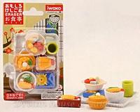 日本 iwako 食事 立體造型橡皮擦 環保無毒《 No.06 》★ 日本製 ★ Zakka'fe ★