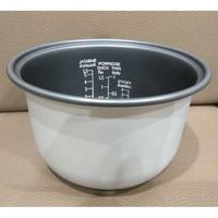 [預購] 台灣 日立 原廠 6人份 電子鍋 RZ-PM10YT 專用內鍋