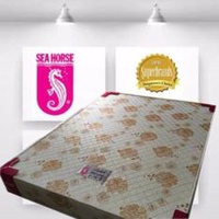 BFF-Sea Horse-Crystal Mattress 4""