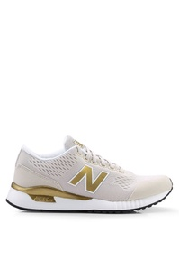 New Balance Low Top Lace Up Lifestyle Shoes