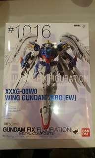 Metal composite Wing Gundam Zero