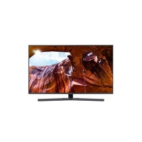 "Samsung UA-43RU7400KXXS 43"" UHD 4K Smart TV - Black​"
