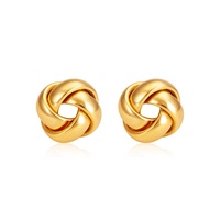 HAHA 916 Luminous Gold Earrings