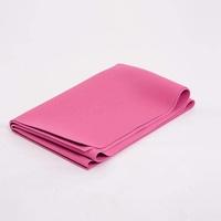 Flying off honeycomb natural rubber yoga mat green slip yoga mat yoga can be folding portable travel mat - intl