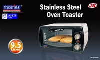 MORRIES - 9.5L Oven Toaster MS OT905 S/S (STAINLESS STEEL BODY) - Sole Distributor in Singapore.
