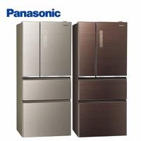 【Panasonic 國際牌】610公升四門變頻(NR-D610NHGS)