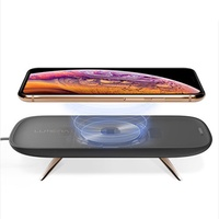 ONAN KOREA N9-W1 Wireless Power Fast Charger Charging Pad 15W for Smart Phone iPhone XS XS Max