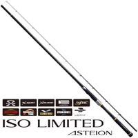【SHIMANO】ISO LIMITED ASTEION 1.2號530 磯釣竿